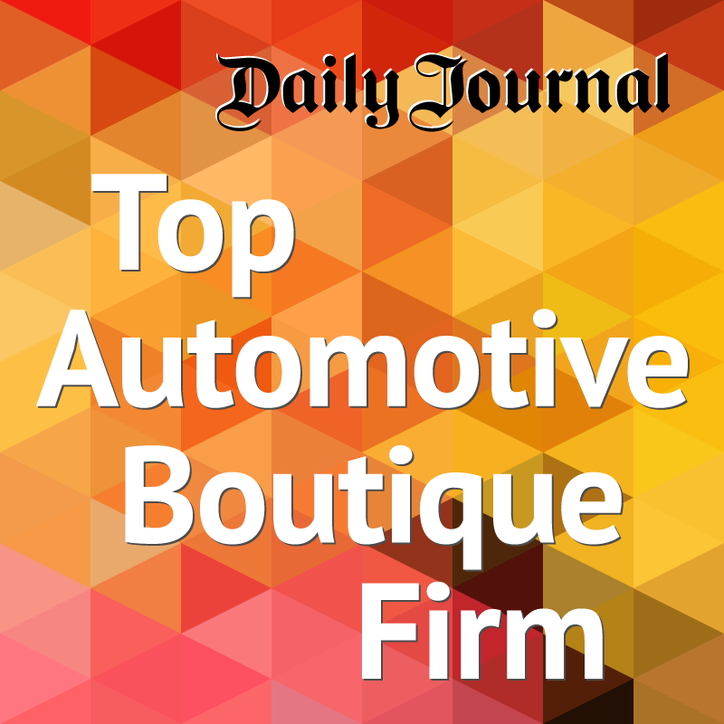 Daily Journal top automotive boutique firm